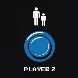 TEXLAB - Player 2 - Herren T-Shirt Rot