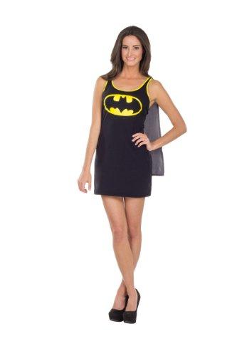 Rubie 's/Offizielles/Batgirl Tank Kleid, - Kostüm Batgirl Erwachsenen