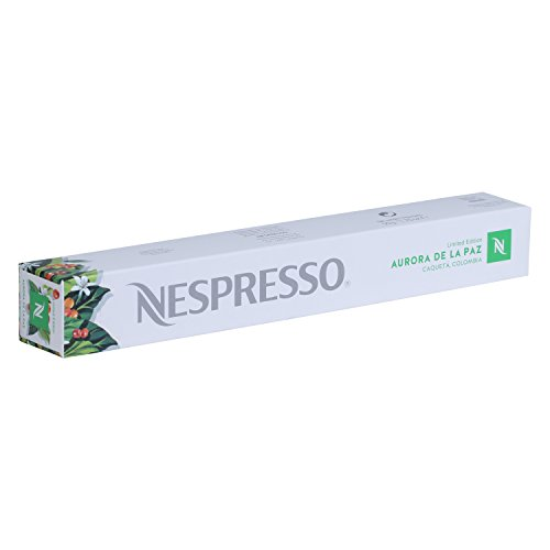 Shop for Exquisite Nespresso limited editions Set - 5 different limited editions - (in total 50 capsules) from Nestlé