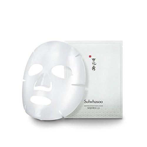 Sulwhasoo,Snowise Brightening Mask 5ea (Sulwhasoo Maske)