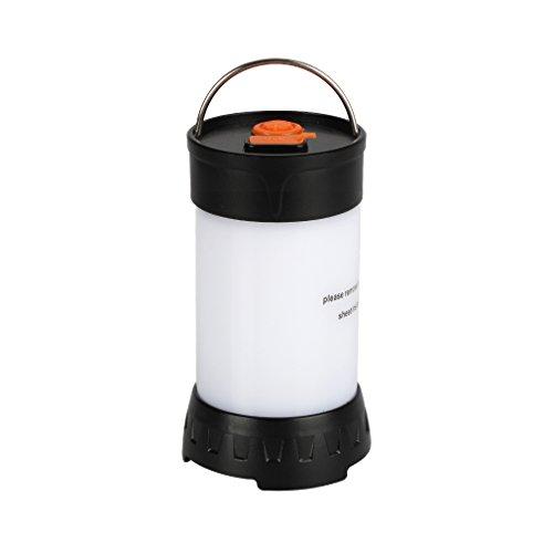 Ouesen LED Linterna Camping Portátil, Magnético, plegable y impermeable para Exterior y Tienda, Farol de Lámpara para Aire Libre recargable con USB, 5 modos de iluminación