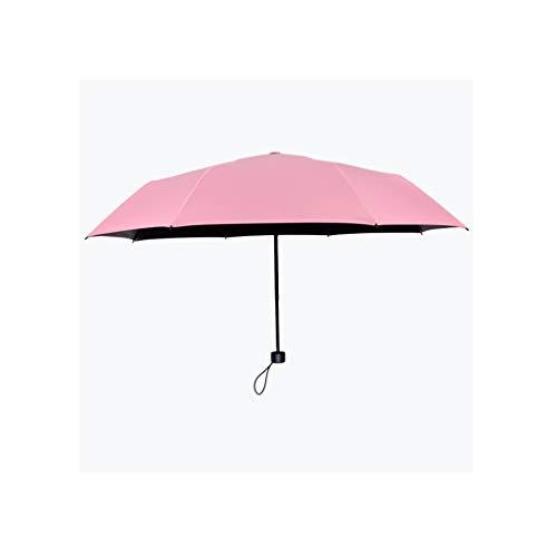 SGLI Paraguas automático para hombre grande, plegable, doble, resistente al viento, reforzado con el día soleado y con lluvia, apertura doble de dos botones automática y conveniente, rápido y con diez
