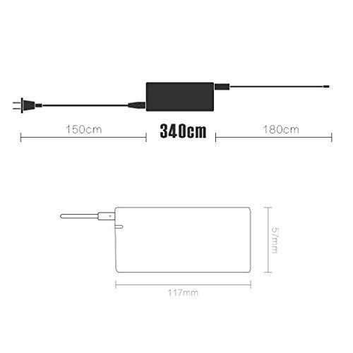 KINLO-Magsafe-1-L-Form-45W-60W-Cargador-Adaptador-para-Ordenador-Porttil-Apple-MacBook-Air-y-MacBook-Pro-13-pulgadas-Blanco
