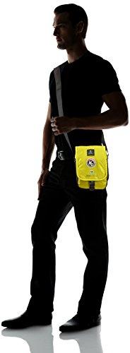National Geographic , Borsa Messenger , giallo (giallo) - N01105-68 Giallo