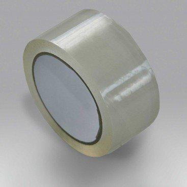 Lot de 6 rubans adhésif transparent 48 mm x 40 m - Résistant - Idéal pour emballer vos colis