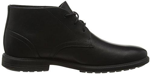 Timberland Herren Arden Heights_arden Heights Chukka Boots Schwarz (Black Galloper FG)