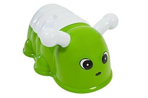 Preisvergleich Produktbild Raupe Topfstuhl WC-Stuhl Toilettentrainer Kindertoilette Töpfchen Türkis