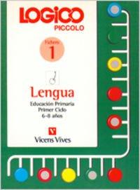 Logico Piccolo Lengua 1 - 9788431645892