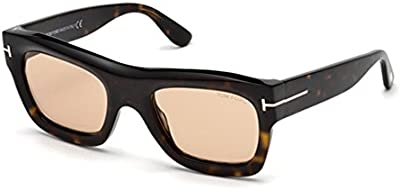 Tom Ford FT0558 WAGNER-02 HAVANA OSCURO / MARRóN (52E) - Gafas de sol