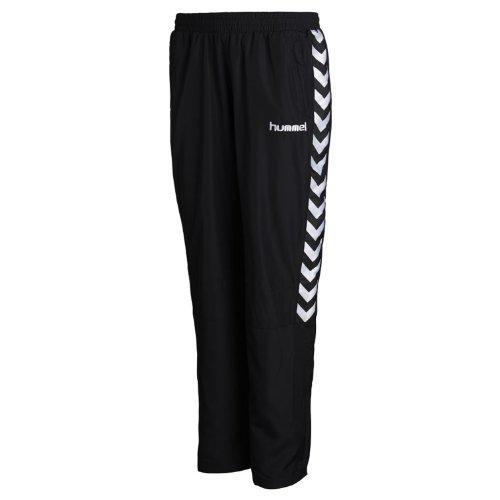 Hummel Unisex - Erwachsene Hose Stay Authentic Micro Black