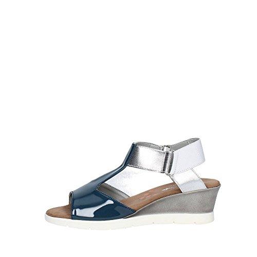 Cinzia Soft 781158 Sandalo Donna Vernice JEANS JEANS 38