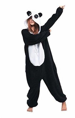 Tier Onesie Jumpsuits Kostüm Pyjama Oberall Hausanzug Kigurum Fastnachtskostüm Schlafanzug XL (Herren Tierkostüme Uk)