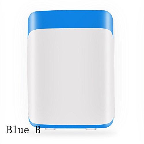 FJW 12V Tragbarer Auto-Kühlschrank 10L Mini Heimgebrauch Autobenutzung Kühler Kühlschrank Essens Wärmer Halbleiter - Gefrierschrank Für Rack Metall