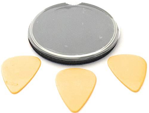 Plektrumhalter für Gitarrenplektren, durchscheinend 30 PACK PARTY GIFT SIZE (In Der Nähe Party Store)