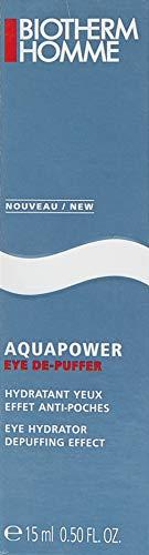 Biotherm – Contorno de ojos aquapower fresh eyes homme