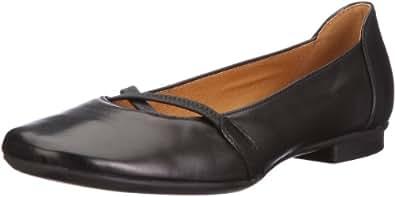 Gabor Shoes 4411727, Damen Ballerinas, Schwarz (schwarz), EU 35 (UK 2.5)