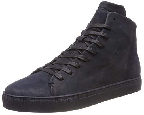 Crime London 11363aa1.40, Sneaker a Collo Alto Uomo, Blu (Blue 040), 42 EU