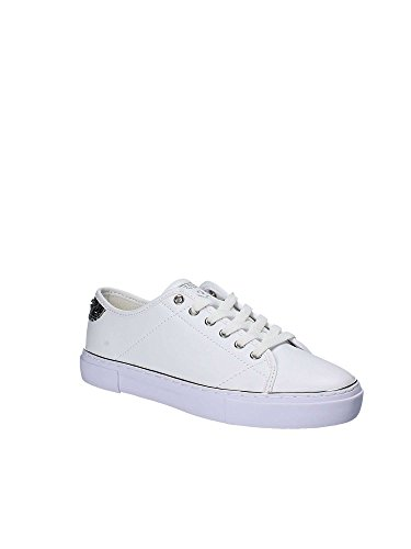 Guess Rimma femmes, synthétique, sneaker low white