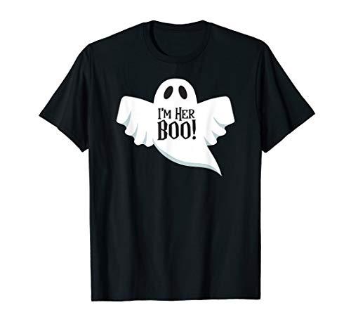 I'm Her Boo Shirt Pärchen Freund Mann
