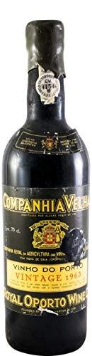 1963 Real Companhia Velha Vintage Port (black label)