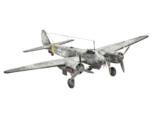 Revell - 04856 - Maquette - Aviation - Junkers Ju88 C-6 - Nightfighter - 140 Pièces