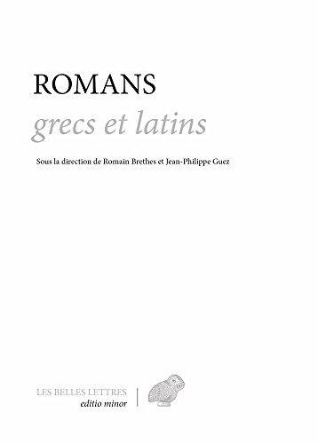 Romans Grecs Et Latins [Pdf/ePub] eBook