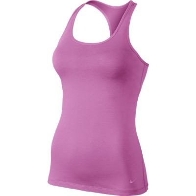 Nike Damen Nike lean Tank-Top Red violet/red violet, Größe Nike:S (Lean Tank-top Shirt)