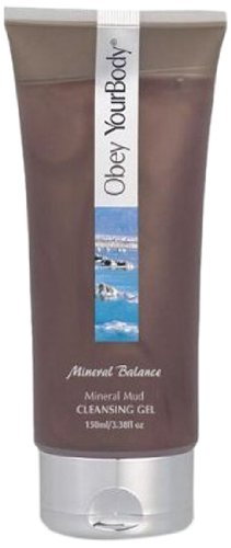 Obey Your Body Mineral Mud Cleansing Gel - Mineral Care Schlamm