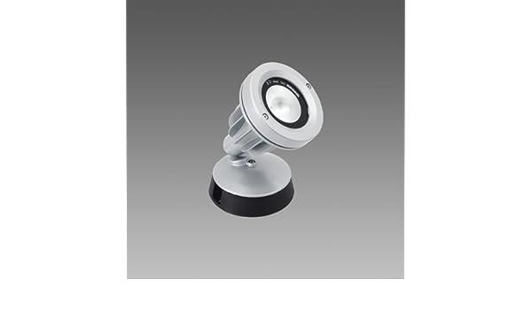 Plafoniere A Led Ip65 Disano : Disano koala proiettore 1537 10 w pwled bianco cld ctl grafite