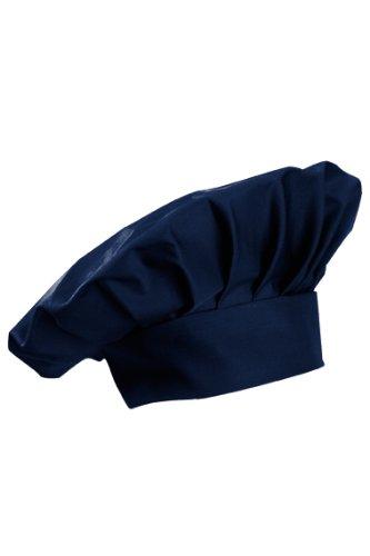 Marineblaue /Navy blaue Kochmürze unisize-verstellbar, waschbar bis 95 Grad, Chianti von CG Workwear