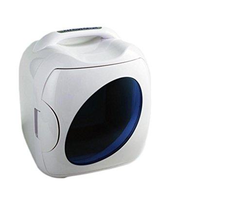 XW 7.8 Liter Auto Kühlschrank Heiß Und Kalt Dual-Use-Schlafzimmer Studenten Schlafsaal Kleinen Kühlschrank , White,white