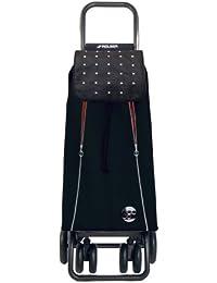 Rolser M284732 - Carro compra plegable 2+2 giratorias rock