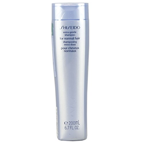 Shiseido Shampoo, Haircare Extra Gentle For Normal Hair, 200 (Gentle Shampoo)