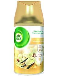 Air Wick Freshmatic Ricarica Spray Automatico, Vaniglia e Thè Bianco, 250 ml