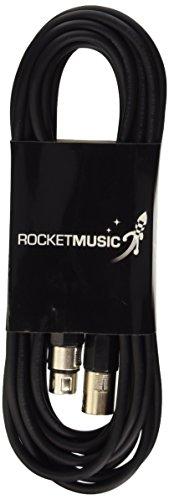 Rocket MCXX600 Cavo Pro-Serie per Microfono da XLR M a XLR F 6m