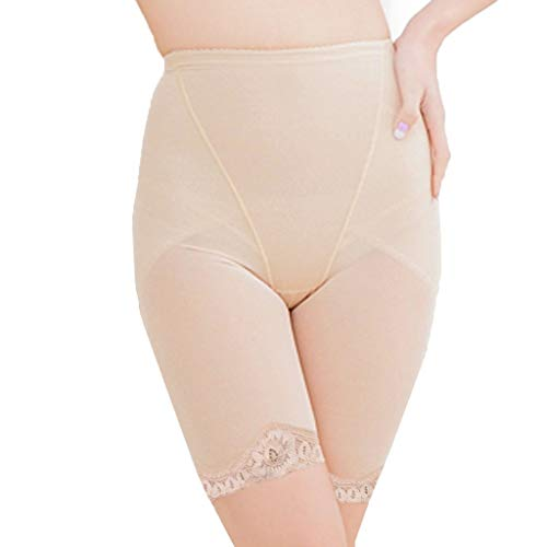 Scrolor Damen Shapewear Frauen Shapewear Shorts High-Waist Panty Mitte Oberschenkel Body Shaper Bodysuit Sexy Komfortable Glatte Oberfläche Form Taille und Bauch Bundle Hosen Lifter Bundle