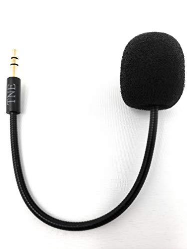 Ersatz-Rig 400 Spielmikrofon TNE 3,5 mm Mikrofonarm für Plantronics Rig 400HX 400HS 400LX 500HX 500 Pro Xbox One PS4 Nintendo Computer Gaming Headsets - Plantronics Plantronics Computer