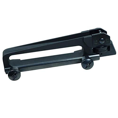 Vosarea Montaje Desmontable del Alcance de la Vista Posterior de la manija Que Lleva del Metal para M4 HK416