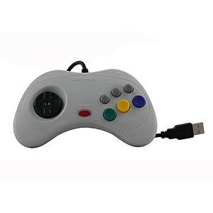 Childhood PC USB Steuerpult Gamepad Joypad für Saturn System klassischer Art