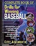 Complete Book Of Drills For Winning  Baseball
