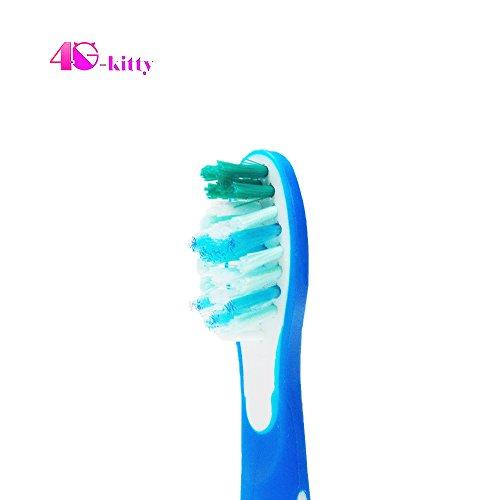 28 pcs (7 x 4) Têtes de remplacement Kit hofoo® pour brosse à dents Oral B Sonic (SR12 A18 A). Compatible avec les modèles de Oral-B complet : Sonic Complete, Sonic Vitality et Sonic Complete Center