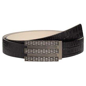 adidas 2015 Premium Trophy Belt Mens Reversible Leather Golf Belt - One Size Black
