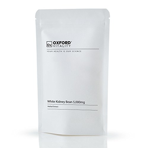 Oxford Vitality - Weie Kidneybohnen 5,000mg Tabletten -