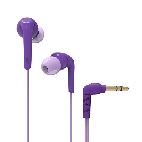 MEE Audio RX18 in-Ear Headphones (Purple)