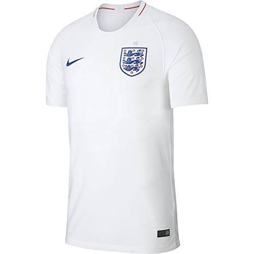 Nike Herren England Stadium Jersey Trikot, White/Sport royal, 2XL