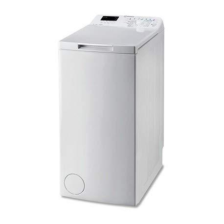 Indesit - btwpd61253fr - Lave-linge top 40cm 6kg 1200t a+++ blanc