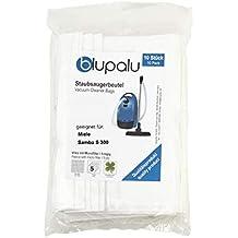 blupalu I - Bolsas para aspiradoras Miele Samba S 300 I (10 Unidades)