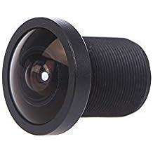 Reemplazo de 2,5 mm 170 ° grados de la cámara DV de la lente gran angular para GoPro HD Hero 2 1 SJCAM SJ4000 cámara HS1177 FPV Runcam Swift