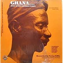 Ghana: Music of the Northern Tribes [CASSETTE]