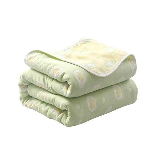 Decken, Baumwolle Dicke Decken, Japanisches Handtuch Quilts, Nap Klimaanlage Decken, Baumwolle Quilts, Handtuch Decke. (Color : B, Size : 90cm*100cm)